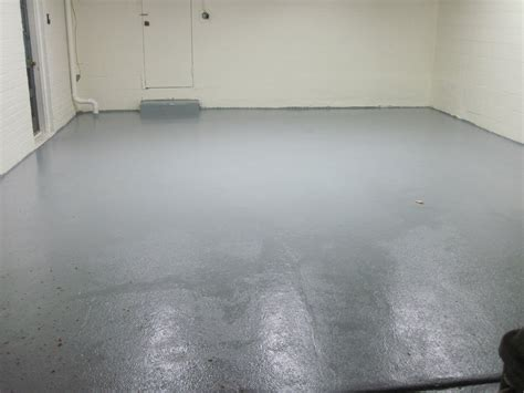 high gloss garage floor coating