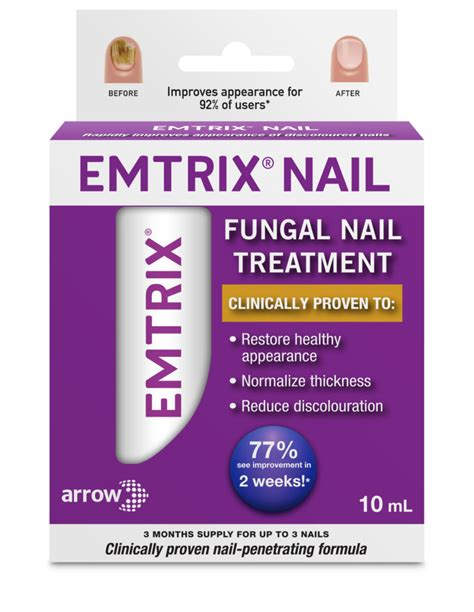 Emtrix Solution 10ml new australian distributor for emtrix nail pharmacy itk