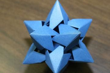 Three Dimensional Origami - three dimensional origami by miyuki kawamura the name