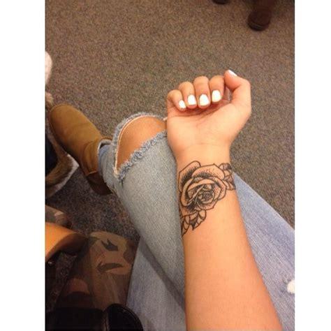wrist tattoos for women tumblr best 25 tattoos on wrist ideas on