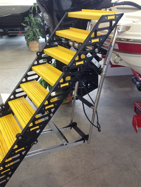 sea dog boat ladder 1000 images about wag boarding steps standard models on