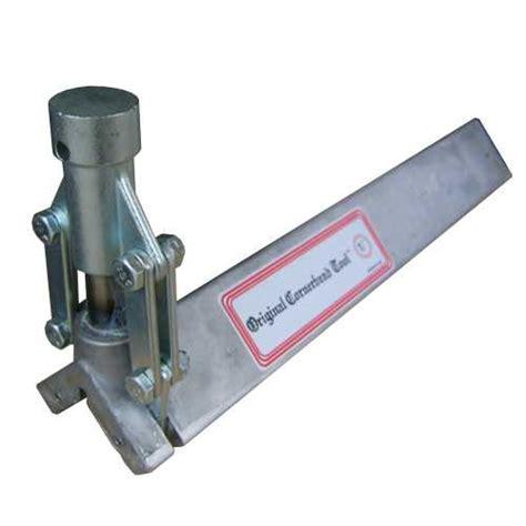 drywall corner bead crimping tool clinch on cornerbead tool 1 1 8 quot