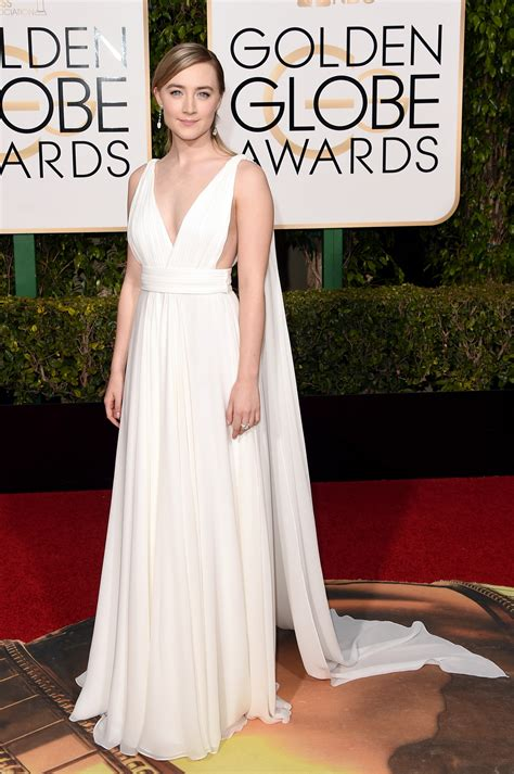 Wave Of White Gowns Hits Golden Globes by Everyone Wore Wedding Gowns To The Golden Globes