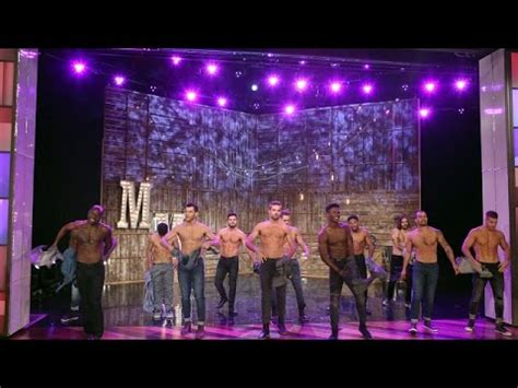 magic mike live dancers teach the magic mike live dancers perform youtube