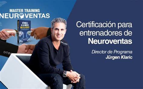 jurgen klaric conferencias 2017 master training neuro ventas lima joinnus