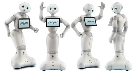 Advanced Home Network Design by Is Pepper The World S Hottest Personal Robot Yet
