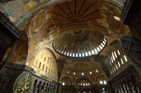 cupola di santa sofia santa sofia struttura e decorazioni arte bizantina