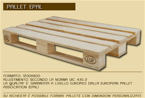 misure pedane epal we are complicated letto con pallet bancali