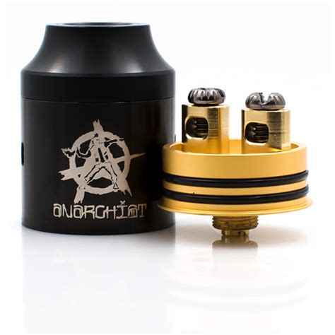 Riot Rda By Anarchist riot 24mm rda black by anarchist spain cigar