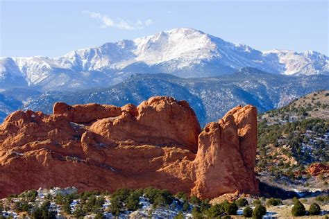 Garden Of The Gods Drone Walk Amongst The Gods In This Colorado Park Outthere
