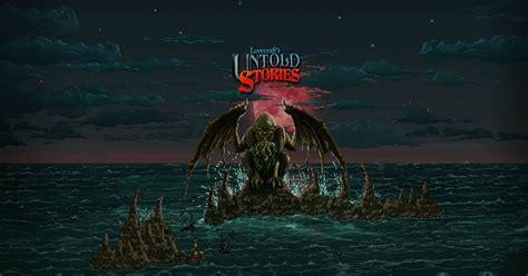 Mini Recensione Lovecraft S Untold Stories Player It