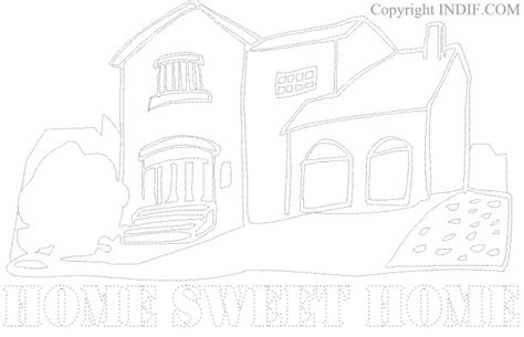 the sweet home sheets coloring sheets and pages