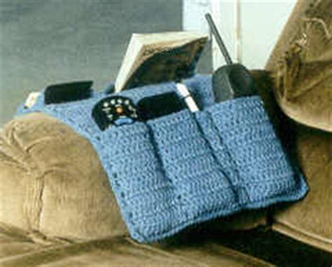 Free Crochet Pattern Remote Holder | crochet father s day gifts free crochet patterns my