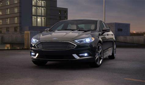 Ford Fusion 2020 by 2020 Ford 2017 2018 2019 Ford Price Release Date