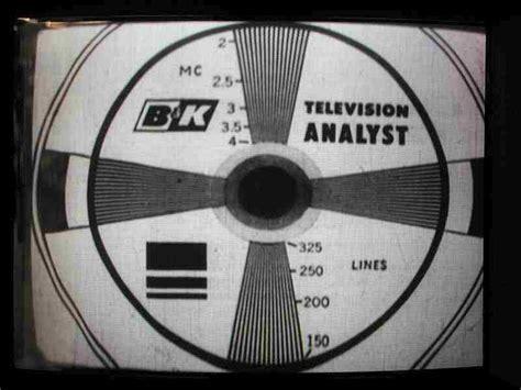 test pattern radio 226 best images about testpattern on pinterest tvs old