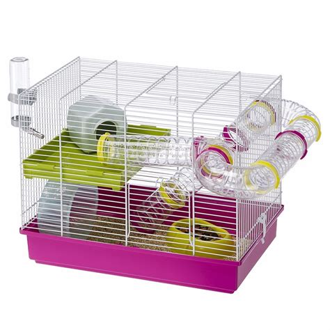 ferplast laura syrian hamster cage pets at home