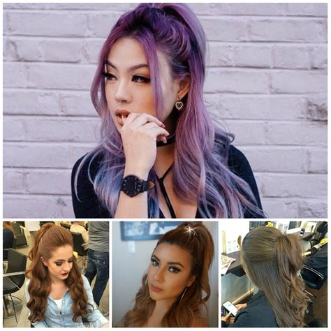 Half Ponytail Hairstyles by Ponytail Hairstyle Ideas 2018 New Hairstyles 2017