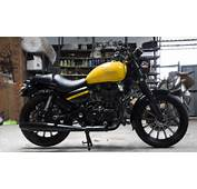 You Will Fall In Love With This Royal Enfield Thunderbird 500