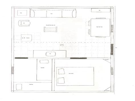 Blueprints For 16x24 Cabin 16x24 Cabin Floor Plans