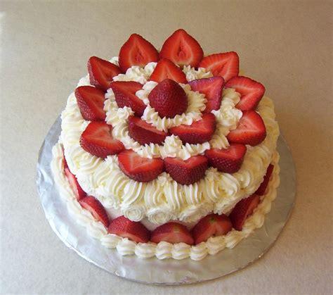 Cake Strawberry Decoration excellent decoration ideas for strawberry cake decoration