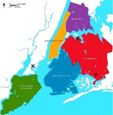 Distretti di New York   quali sono e cosa vedere?