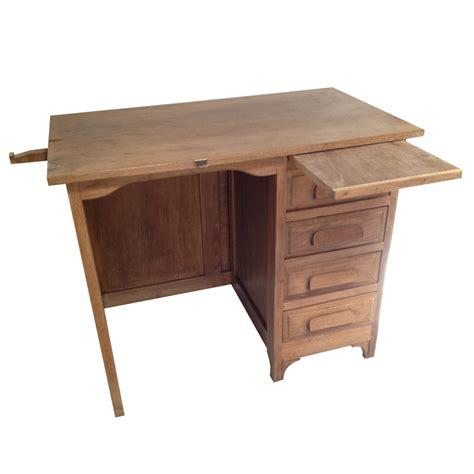 bureau enfant bois massif bureau enfant 233 e 30 r 233 tro boutique