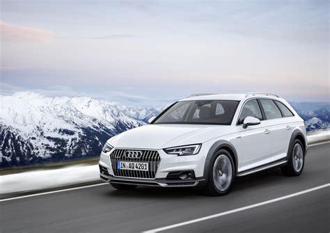 Audi A4 Offroad by News Audi A4 Allroad Quattro Offroad Kombi Zum Suv
