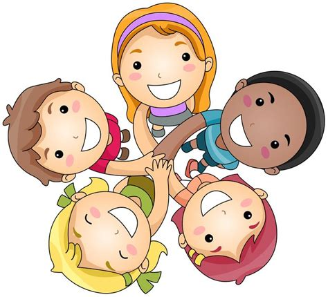 free childrens clipart children walking clip free clipart images clipartcow