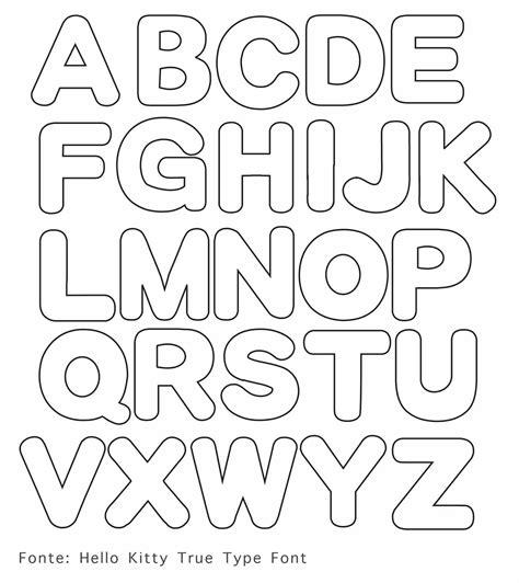 Como Fazer Letras Em Tecido Com Moldes Alfabeto Para Imprimir Make Your Own Alphabet Book Template