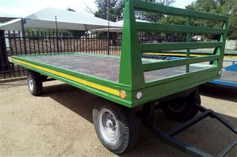 Sale Ag Saw Maxy 55 000 6 meter 5 ton trailer r other agricultural trailers