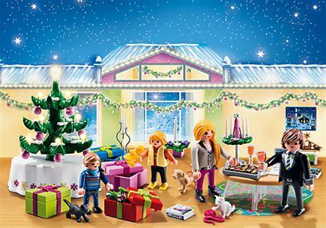Calendrier 5496 Playmobil Le Calendrier De L Avent Quot R 233 Veillon De No 235 L Quot Playmobil
