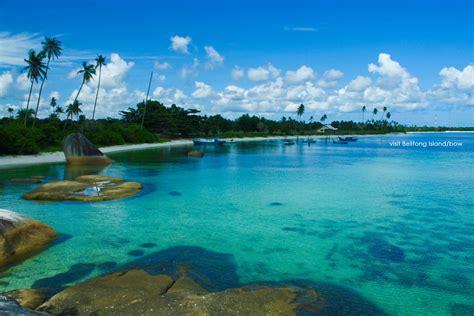 Paket Wisata Negeri Laskar Pelangi Bangka Belitung image gallery pulau belitung