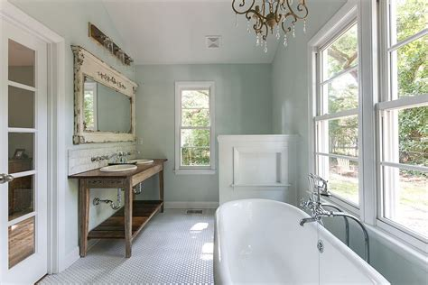 farmhouse bathroom seasonal style hot bathroom trends to try out this summer