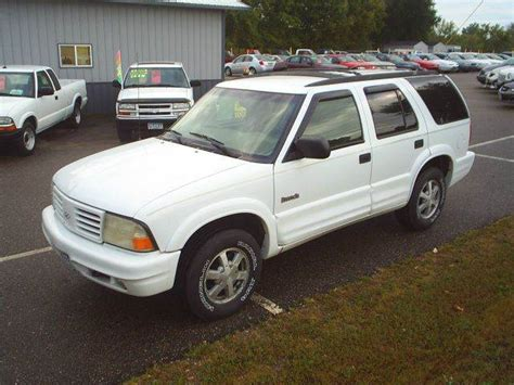 auto air conditioning service 1994 oldsmobile bravada on board diagnostic system 1999 oldsmobile bravada for sale savings from 1 903