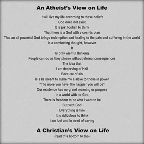 Atheist Vs Christian Meme - creative minority report atheist viewpoint vs christian