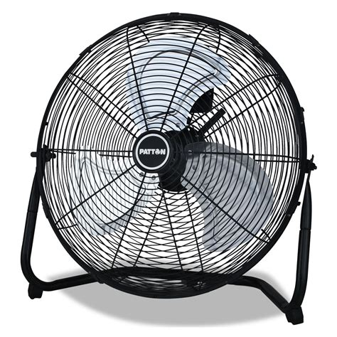 patton high velocity fan patton 174 puf2010c bm 20 quot high velocity fan