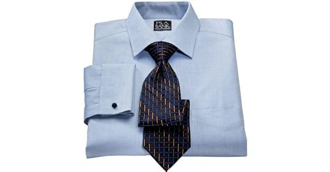 Gucci Convention Travelers Bags 8701 lyst jos a bank traveler collection tailored fit spread collar dress shirt big in