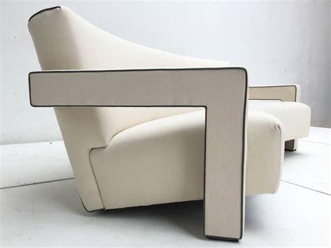 utrecht sofa stunning de stijl gerrit rietveld quot utrecht sofa cassina