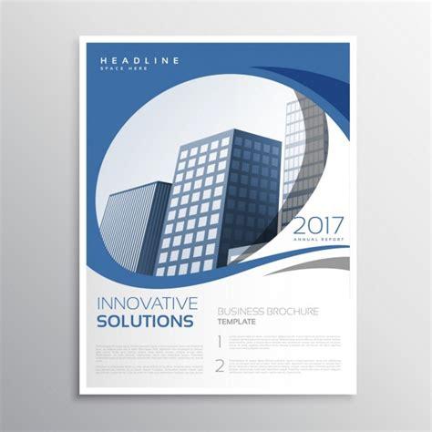 Flyer Vorlage Blau Blau Business Flyer Brosch 252 Re Jahresbericht Deckblatt Design Der Kostenlosen Vektor