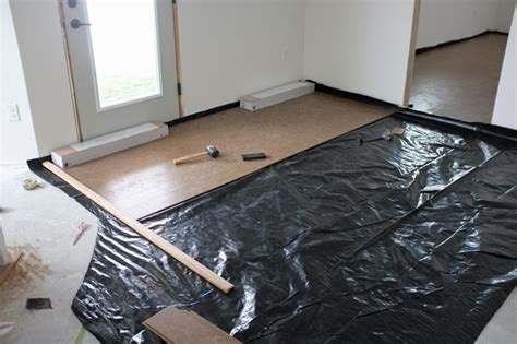 how i saved over 700 on cork flooring for the basement