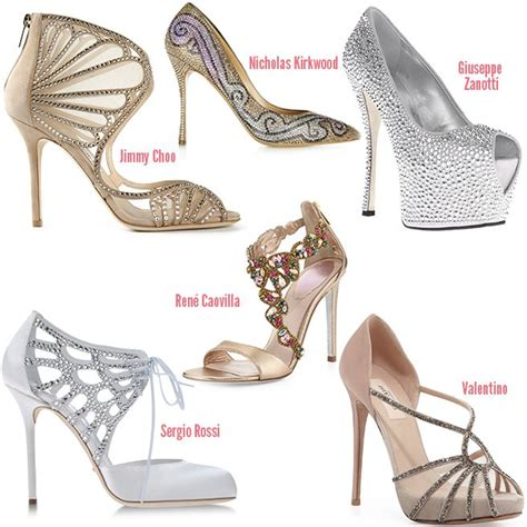 Designer Wedding Shoes by Jimmy Choo Wedding Bridal Shoes Election 2014 Responses