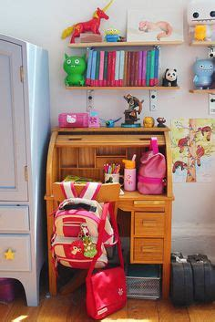 American Doll Room Tour by Inky S Desk By Colette Denali Look At Al Those Details