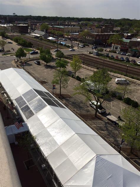 navi trac frame tent rentals blue peak tents