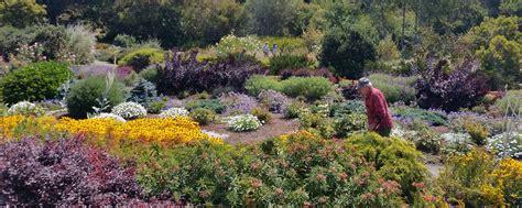 Humboldt Botanical Gardens Dedekam Ornamental Terrace Garden Humboldt Botanical Garden