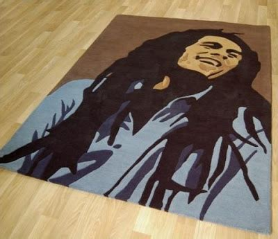 bob marley rugs hue by l i e may 2007