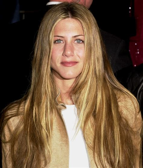 jennifer aniston hairstyle 2001 hair the fashion foot
