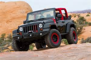 How To Road In A Jeep Concept Vehicle Series 2014 Jeep 174 Wrangler Level