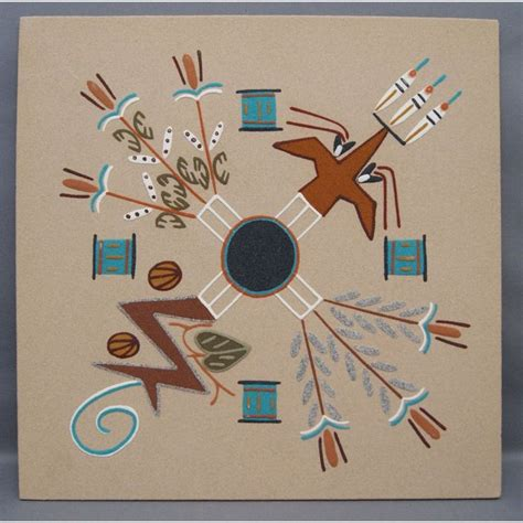 84 best images about navajo sand painting on coyotes flat wedding shoes and sun