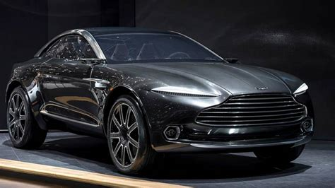 2019 aston martin suv aston martin dbx suv production confirmed for 2019