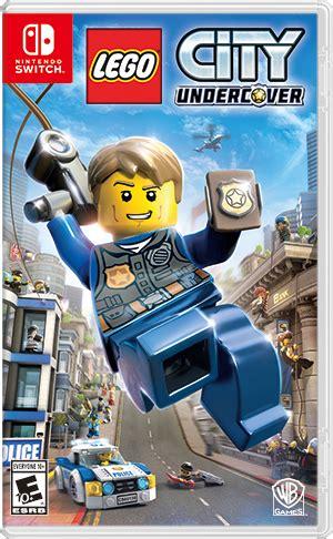 Promo Switch Lego City Undercover lego 174 city undercover for nintendo switch nintendo details